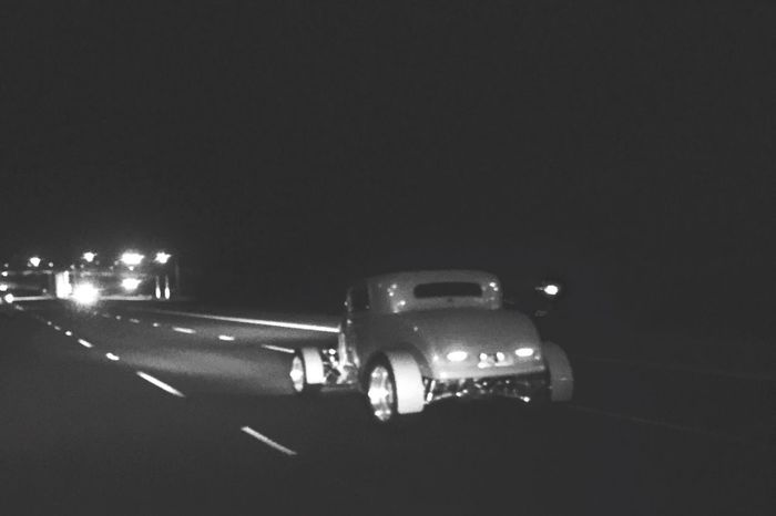 Feel The Journey IPhoneography Blackandwhite Australia Highway Latenightdrives Music Boyfriend @mebejacks