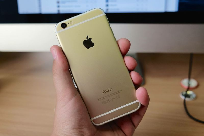 The Best Color. Apple® | Apple Inc. | IPhone 6 ThinkDifferente Apple IPhone Iphone6 Product Device Design Colors Gold
