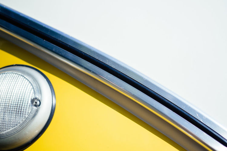 VW T1 | detail Car Cars Close-up From My Point Of View No People Oldtimer Public Transportation Transportation Volkswagen Yellow