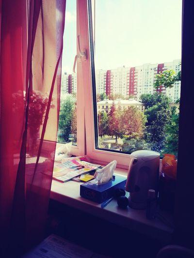 Hospital is my sweet home now.. First Eyeem Photo Window View Hospital